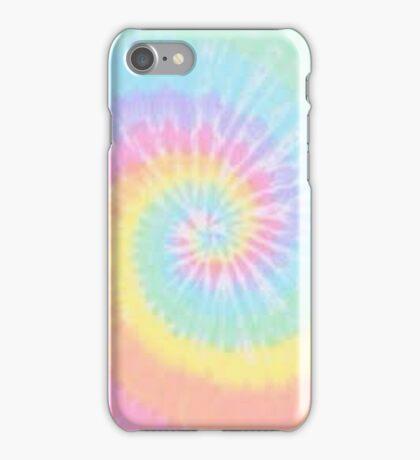 Light Tie Dye iPhone Case/Skin