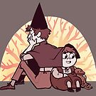 Over the Garden Wall by siins
