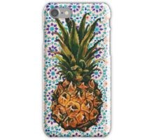 african pineapple iPhone Case/Skin