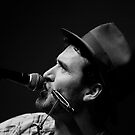 Luke O'Shea at Rooty Hill by Malcolm Katon