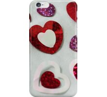 Confetti Heart  iPhone Case/Skin