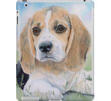 Junior the Beagle Pup iPad Case/Skin