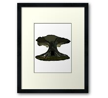 The Legend of Zelda - Great Deku Tree Framed Print