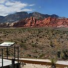 Red Rock Canyon Visitor Center by RichardKlos