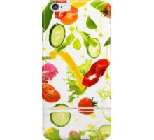 Healthy Salad  iPhone Case/Skin