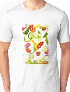 Healthy Salad  Unisex T-Shirt