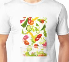 Healthy Salad  Unisex T-Shirt