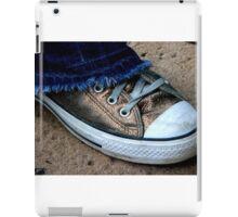 #34   Golden Chucks iPad Case/Skin