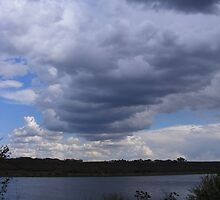 Crazy clouds... by stacyrod