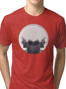 we used to wait Tri-blend T-Shirt