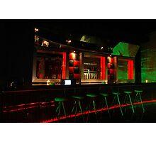 cafe interior Photographic Print