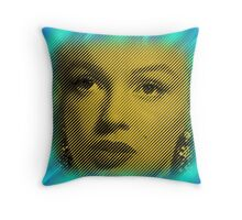 Sketch-2 of Marilyn Monroe Throw Pillow