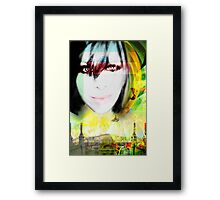 Dream Shaman Framed Print