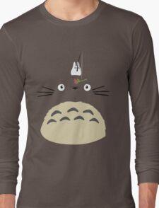 Cute Totoro  Long Sleeve T-Shirt