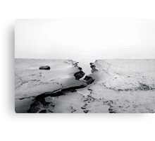 edge of earth Canvas Print
