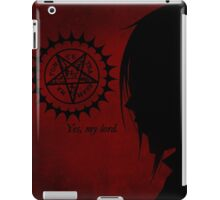 Yes, my Lord iPad Case/Skin