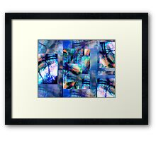 Abstract Composition – May 15, 2010  Framed Print
