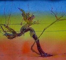 Modern Old Vine by Kay Cunningham