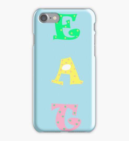 EAT! iPhone Case/Skin