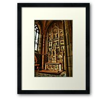 Cathedral #7 Framed Print