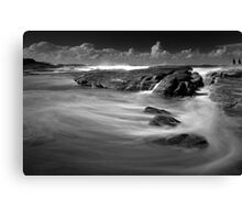 Air, Water, Rock Study V Canvas Print