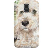Katie the West Highland White Terrier Samsung Galaxy Case/Skin