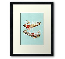 Take It Easy Framed Print