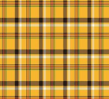 Yellow Plaid by Arizonagirl