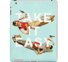 Take It Easy iPad Case/Skin