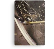 Spoken Language Metal Print