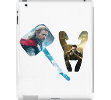 Thor and Loki iPad Case/Skin