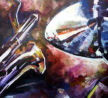 Colors of the Jazz by ZlatkoMusicArt