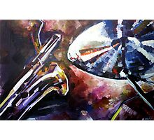 Colors of the Jazz Photographic Print