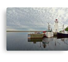 Mabou Harbour Nova Scotia Canada Canvas Print