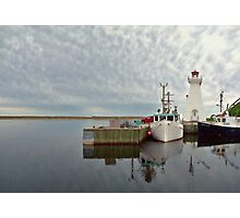 Mabou Harbour Nova Scotia Canada Photographic Print