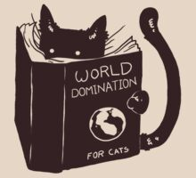 World Domination For Cats T-Shirt