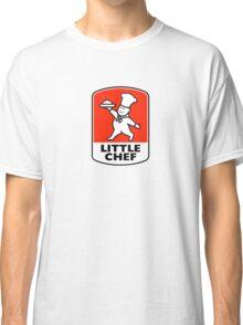 Little Chef (Retro Logo) Classic T-Shirt