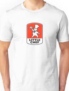 Little Chef (Retro Logo) Unisex T-Shirt