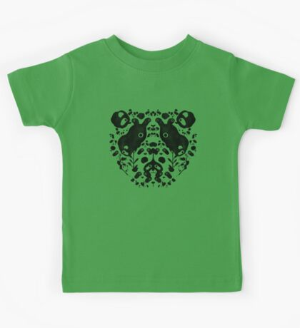 Bamboo Forest Kids Tee