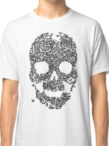 Panda Skull Classic T-Shirt