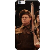 World War Two Parade Day iPhone Case/Skin