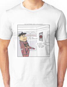 The Flintstones + 2001: A Space Odyssey  Unisex T-Shirt