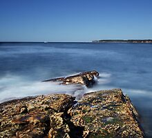 Bannisters Head, Mollymook - South Coast, NSW by Steve Fox