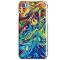 Fluid Colors iPhone Case/Skin