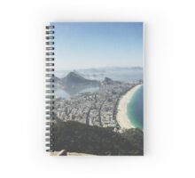 Let me take you to Rio Spiral Notebook