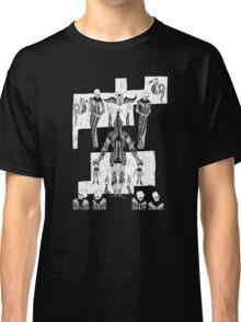 living. among the dead  Classic T-Shirt