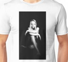 Classic Actress Portraity on Set Unisex T-Shirt