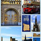Edinburgh Royal Mile by ©The Creative  Minds