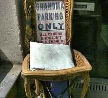 For Grandma by Marjolein Katsma