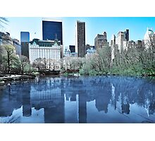Central Park1 Photographic Print